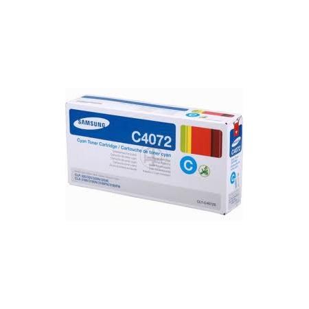 SAMSUNG C 4072 CLP 320 Cyan