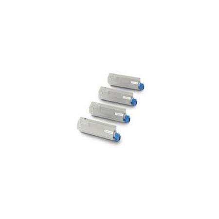 OKI C5650 / C5750 X Negro Compatible