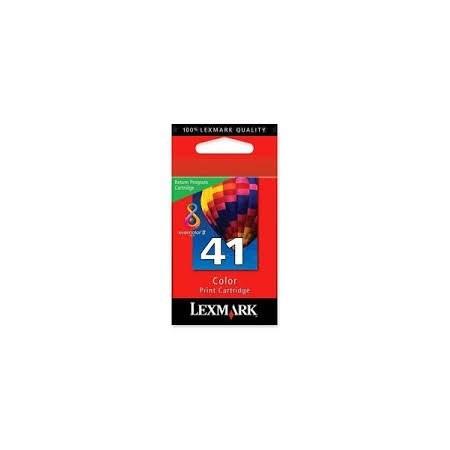 LEXMARK 41 Color 18Y0141 E