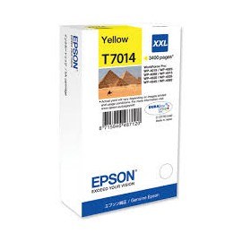 EPSON T7014 Amarillo