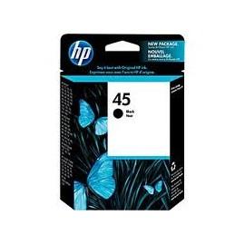 HP 45 51645AE Negro