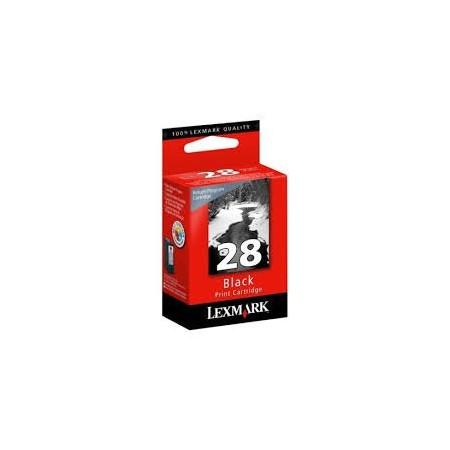 LEXMARK 28 Negro 18C1428