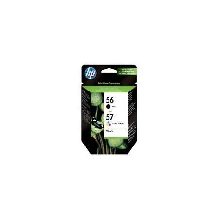 HP 56 + 57 Negro + Color SA342