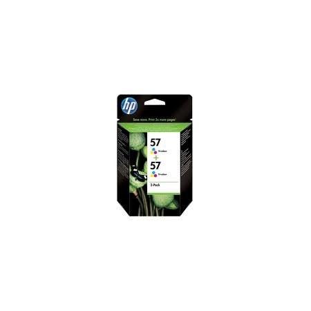 HP 57 C9503AE Pack de 2
