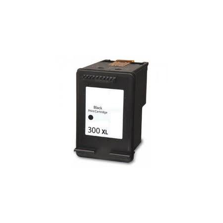 HP 300 XL Negro CC641 Compatible