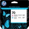 HP 70 C9405 Cyan claro y Magenta Claro Cabezal