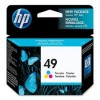 HP 49 Tricolor 51649