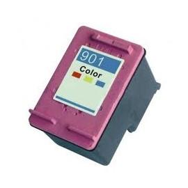 HP 901 Xl Color CC656 Compatible