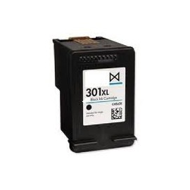 HP 301 XL Negro CH563 Compatible