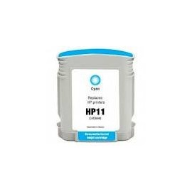 HP 11 C4836 Cyan Compatible