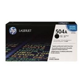 HP CE250 A Negro