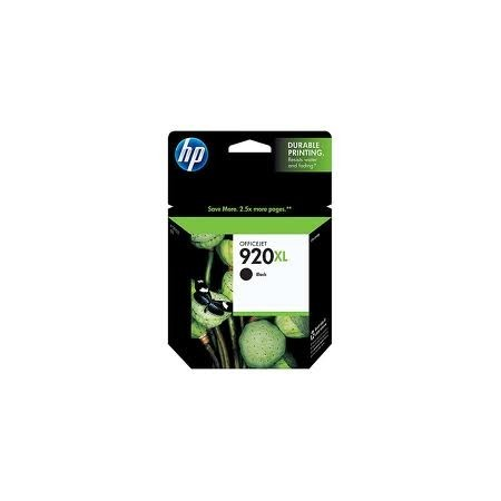 HP 920 XL Negro CD975