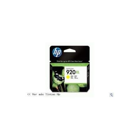 HP 920 XL Amarillo CD974