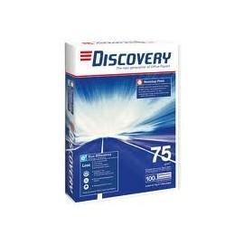 PAPEL DISCOVERY 75 gramos A.4 a 2,48 paquete
