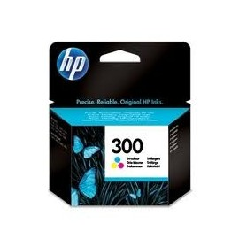 HP 300 Color CC643