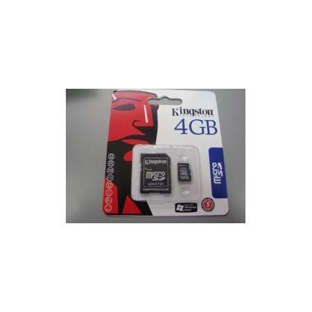 MICRO SD 4 Gb