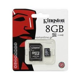 MICRO SD 8 Gb