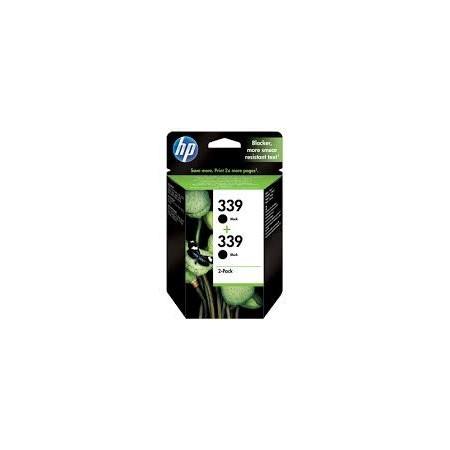 HP 339 Pack 2 C9504EE