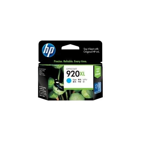 HP 920 XL Cyan CD972