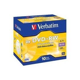 DVD VERBATIM REGRABABLE +RW (1)