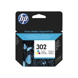 HP 302 Color F6U65