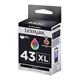 LEXMARK 43 XL COLOR 18YX143E