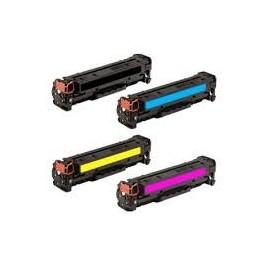 HP CF400 X Negro 201X Compatible