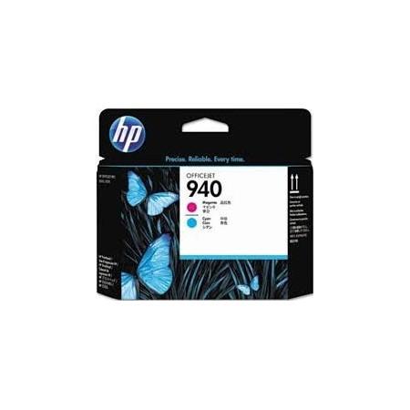 HP 940 Cabezal Negro / Amarillo C4900
