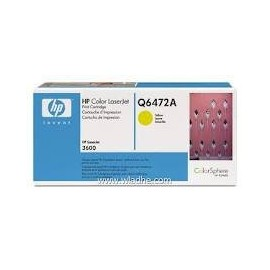 HP Q6472 A Amarillo