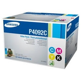SAMSUNG P 4092 CLP 310 / 315 Pack 4 Colores
