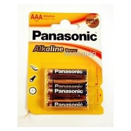PILAS LR03 PANASONIC (4) AAA