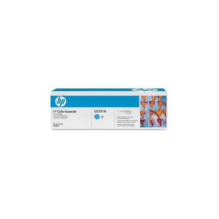 HP CC531A Cyan