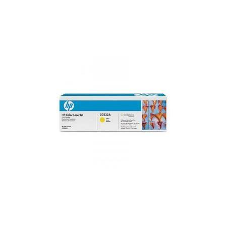 HP CC532A Amarillo