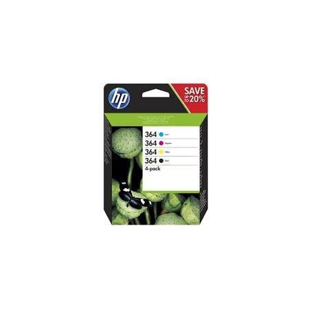 HP 364 Pack N9J73AE ( N/C/M/Y )