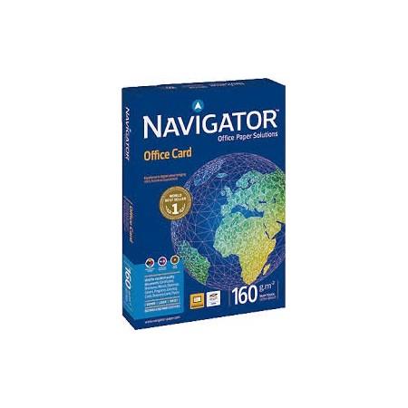 PAPEL NAVIGATOR 160 G A4 (250)