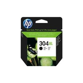 HP 304 XL NEGRO N9K08AE