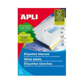ETIQUETAS APLI 105X148 Ref1280
