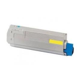 OKI 44973533 Amarillo p C310 Compatible