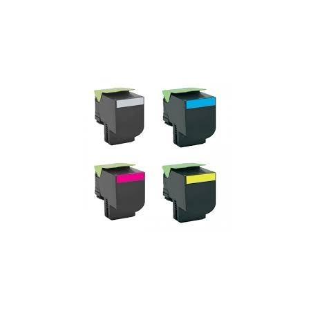 LEXMARK 802 K Negro Compatible