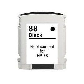 HP 88 XL Negro C9396 Compatible