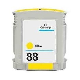 HP 88 XL Amarillo C9393 Compatible