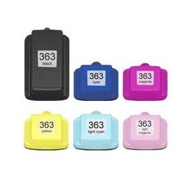 HP 363 XL C8719 Negro Compatible