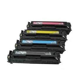 HP CB543 A 125A Magenta Compatible
