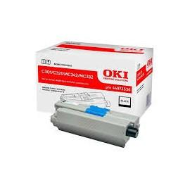 OKI C301 Negro Compatible