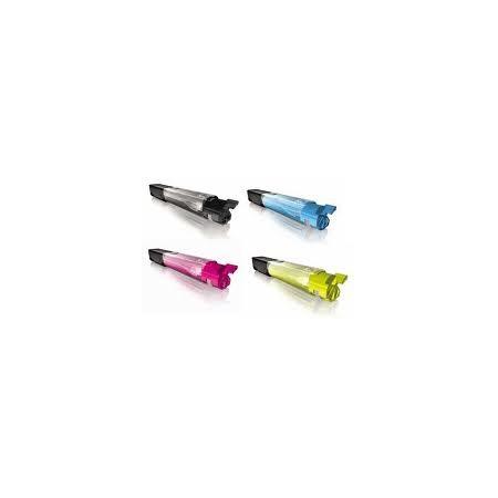 OKI C3300 Amarillo ref 43459329 Compatible