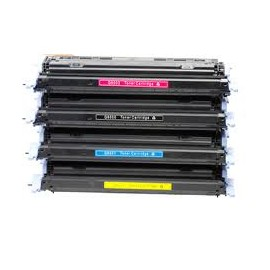 HP Q6000 A 124A Negro Compatible