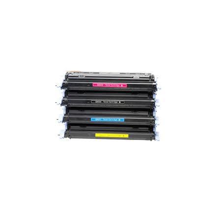 HP Q6003 A 124A Magenta Compatible