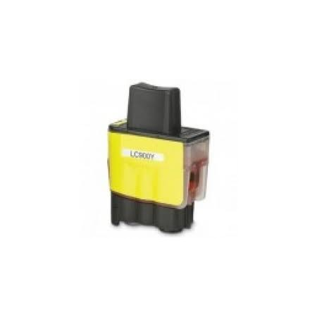 BROTHER LC 900 Amarillo Compatible