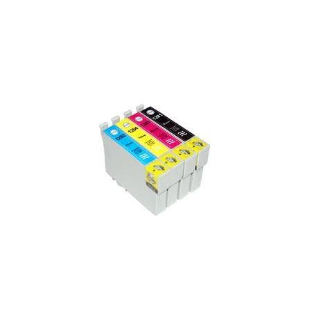 EPSON T1282 Cyan compatible