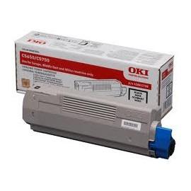 OKI C5650 / C5750 Negro Ref 43865708